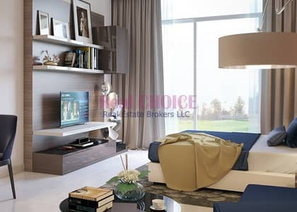 Studio for Sale in DAMAC Hills (Akoya by DAMAC), Dubai - Motivated Seller|Great Investment Opportunity