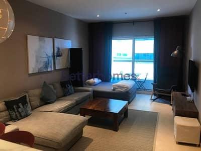 فلیٹ 1 غرفة نوم للايجار في دبي مارينا، دبي - 1 Bedroom Apartment in  Dubai Marina