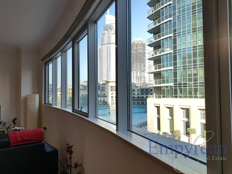 14 FULLY FURNISHED ONE BED  - Chiller Free - The Residences Downtown