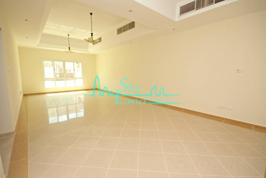 2 1 Month Free| Well Maintained 3 Bed+m Villa
