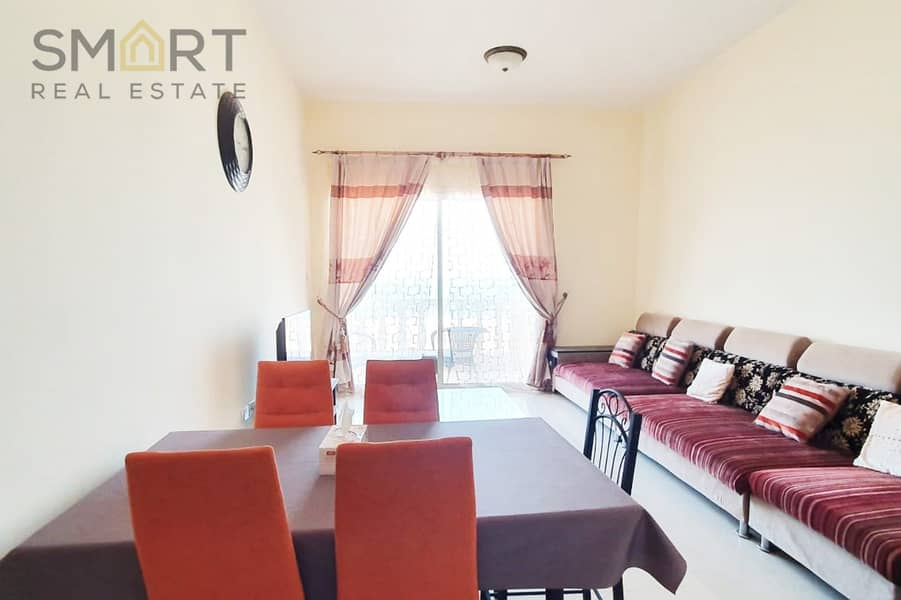 1 MONTH FREE | Sea Facing Flat| Furnished