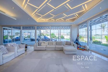 فیلا 7 غرف نوم للايجار في المرابع العربية، دبي - Stunning Fully Upgraded 7 Bedroom with Private Pool
