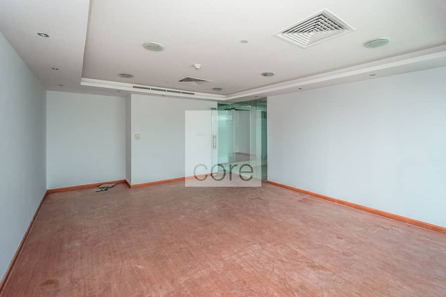 10 For sale fitted unit with partition in JLT
