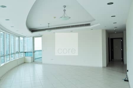 4 Bedroom Apartment for Sale in Dubai Marina, Dubai - Exclusive 4BR Plus Maids Apt | SZR View
