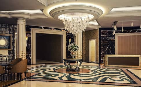 Hotel Apartment for Sale in Dubailand, Dubai - Invest in your luxurious hotel apartment with a 96% guaranteed return for 12 years