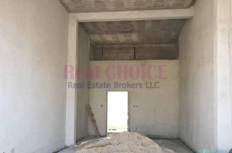 Enclosed Pantry and Washroom | Showroom