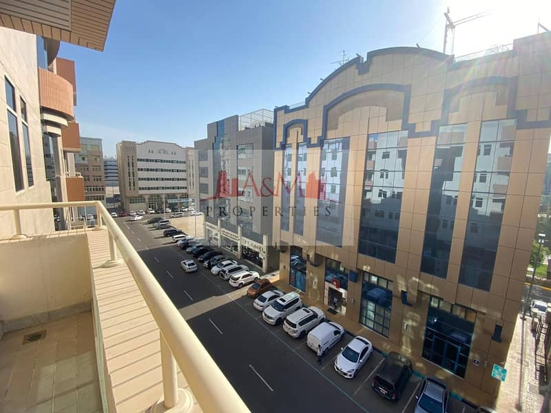 EXCELLENT 2 Bedroom Apartment with Balcony and Store Room in Al Nahyan 55000 only.!