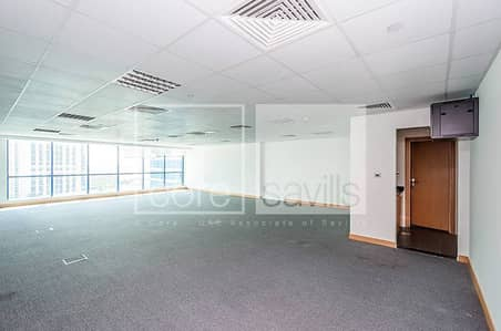 Fitted Office For Rent | Jumeirah Bay X3