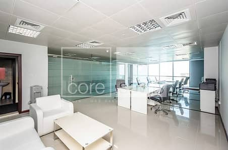 Fitted office for sale | Jumeirah Bay X2