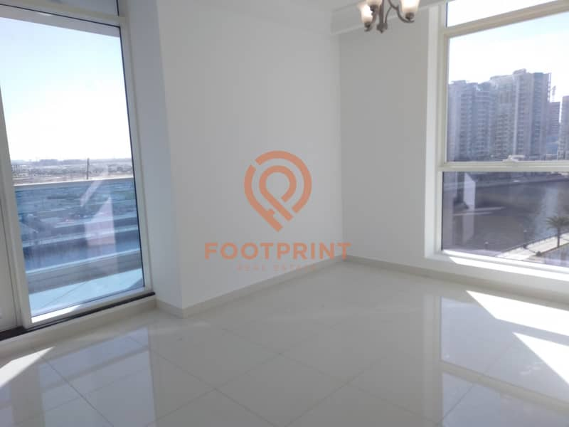 2 Spacious 2 BR Canal View| Mid Floor Ready To Move