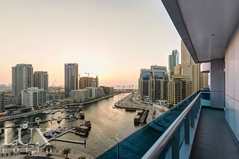 10 Full Marina View | Vacant | Call Now