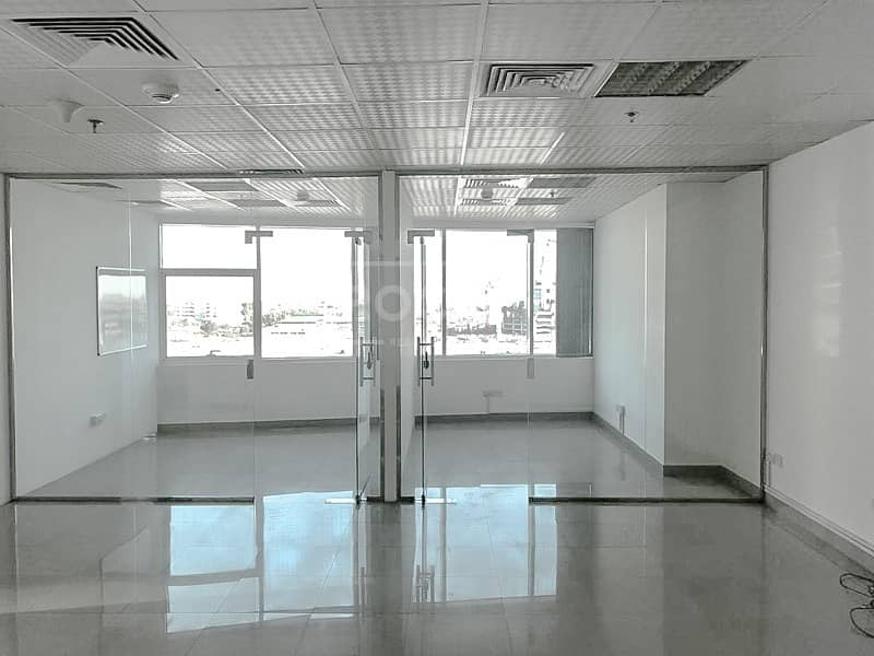 Ready to Move|Fitted|with Partition|JLT