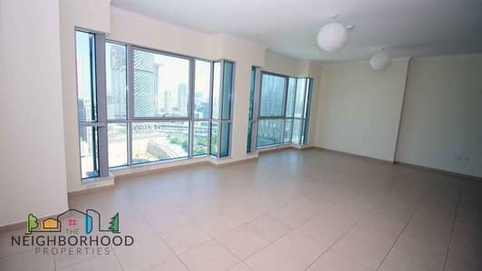 2 Bedroom Apartment for Rent in Downtown Dubai, Dubai - 2Bedroom Unit For Rent in The Residences Tower 6