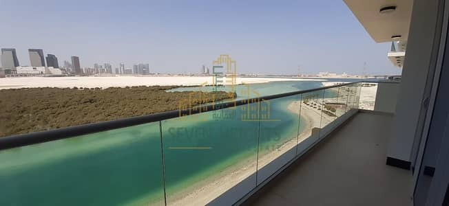 4 Bedroom Flat for Rent in Al Reem Island, Abu Dhabi - Magnificent Amazing 4 BR Sea View Apartment in Oasis Residence Tower