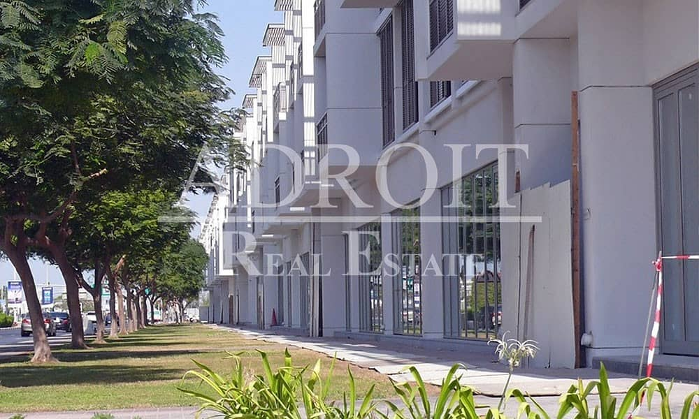 10 For Family| Affordable 1BR Apt in Wasl Square