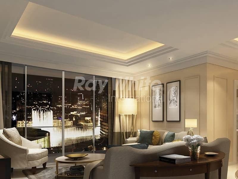 Serviced Apartment Luxury Cozy Studio