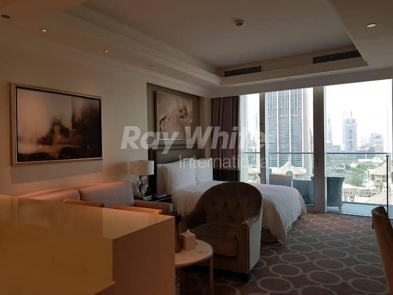 2 Serviced Apartment Luxury Cozy Studio