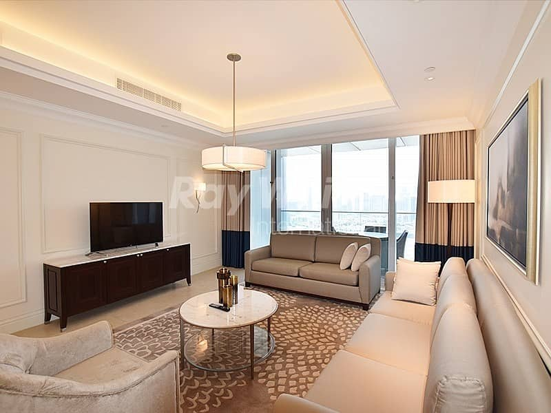 Luxury Fully Furnished w/ Burj Khalifa View