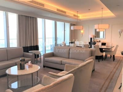 4 Bedroom Apartment for Rent in Downtown Dubai, Dubai - Beautiful Fully Furnished Apartment w/ Stunning Views