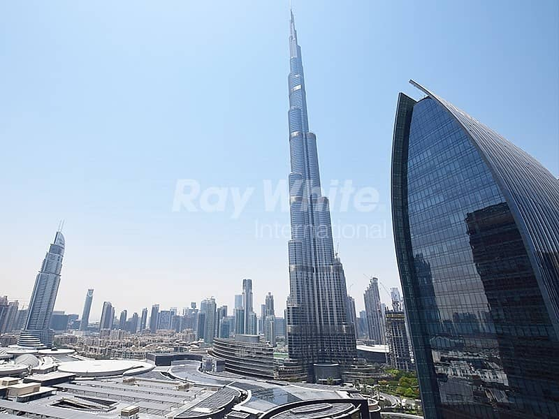 18 Luxury Fully Furnished w/ Burj Khalifa View