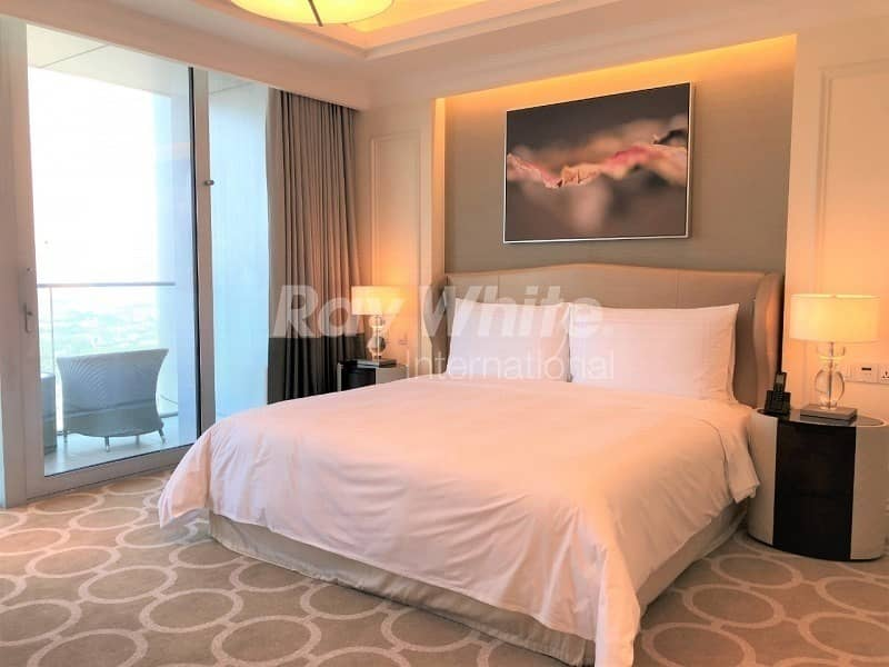 2 Luxury Fully Furnished  Service Apartment In The Address