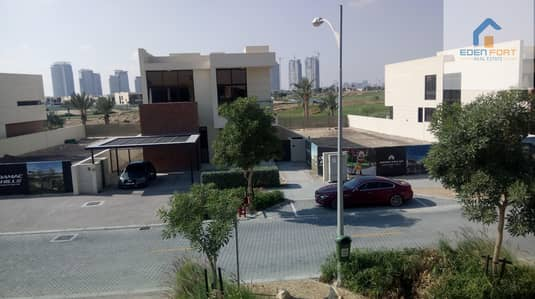 4 Bedroom Villa for Rent in DAMAC Hills (Akoya by DAMAC), Dubai - Wonderful golf view | Spacious| Maids room