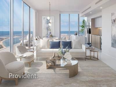 شقة 4 غرف نوم للبيع في دبي هاربور، دبي - The Golden Chance To Own A Beach Resort In Dubai!