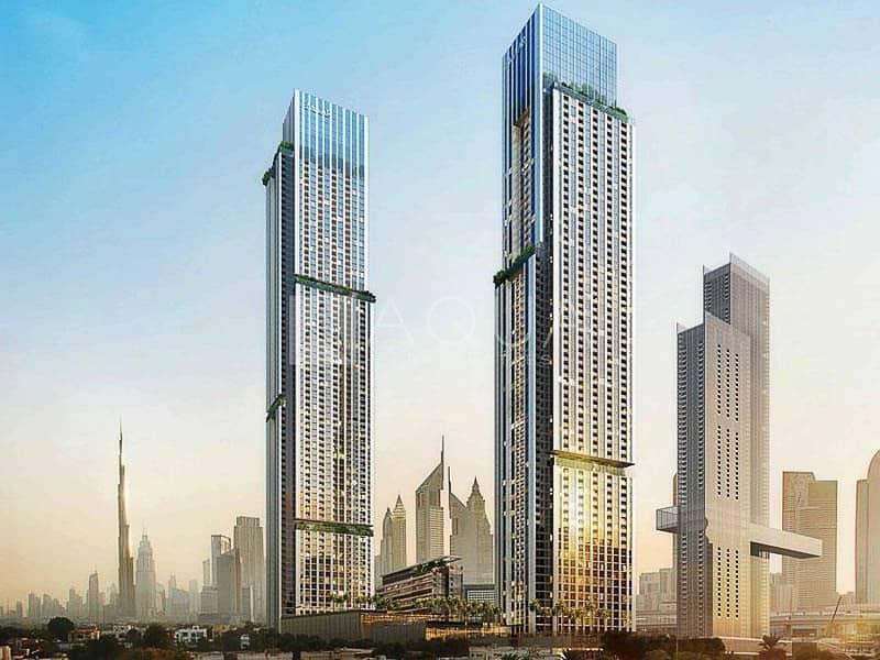 2 Luxury Unit I Burj Khalifa Views I High Floor