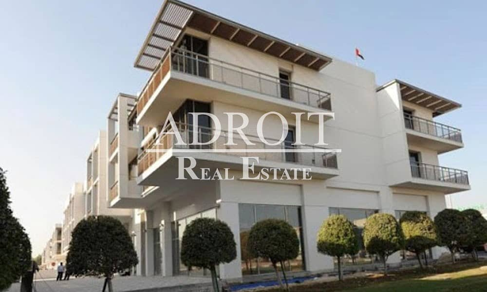 Huge Spacious Unit For Family | Quality 2BR in Wasl Square