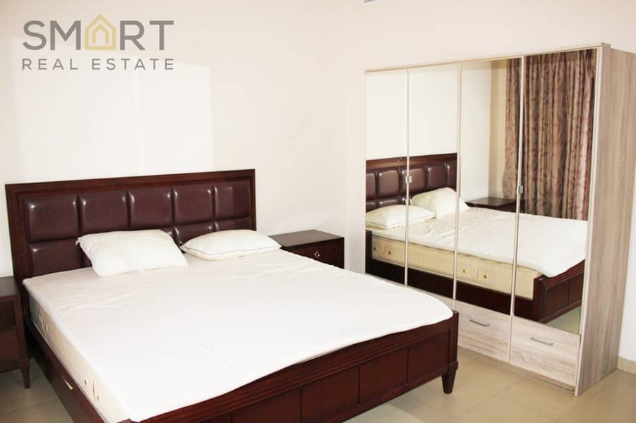 Wonderful furnished 3BR townhouse golf course view  located in Al Hamra Village  available for sale.