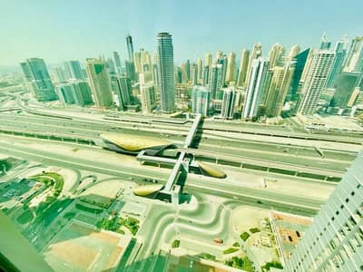 1 Bedroom Flat for Rent in Jumeirah Lake Towers (JLT), Dubai - SEA VIEW - 1BED WITH BALCONY IN JLT