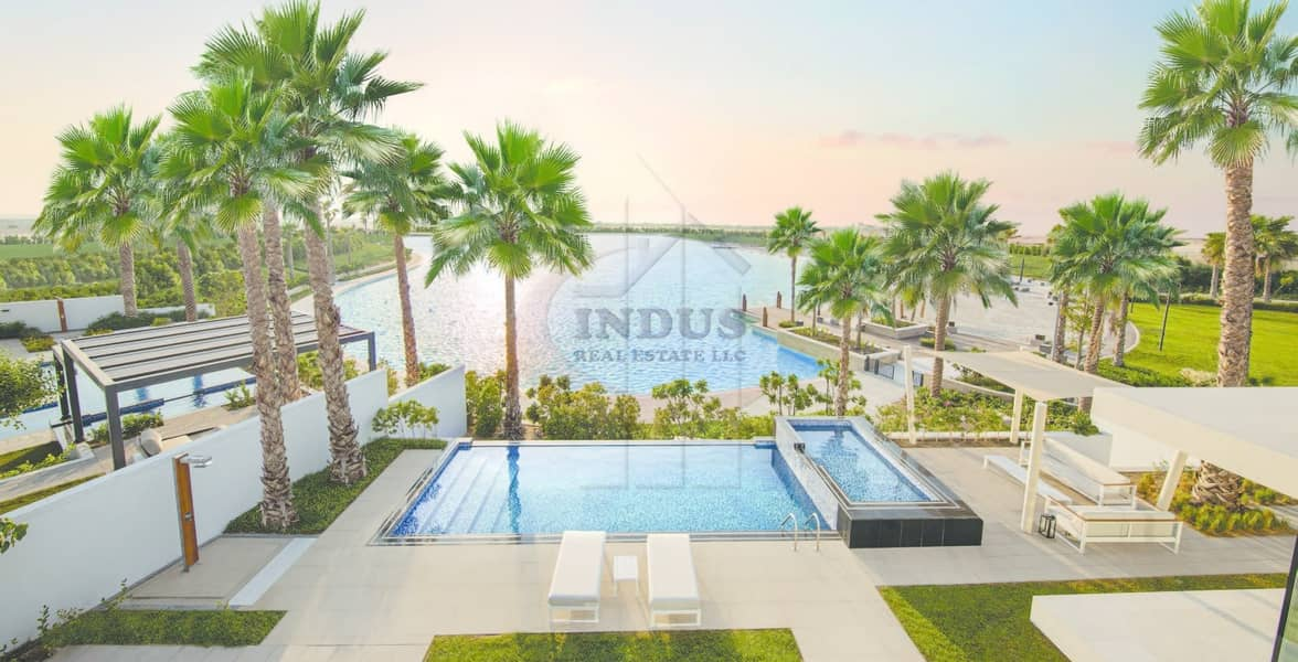 2 Live Near to Lagoon|3Yrs Post Handover|50% DLD off