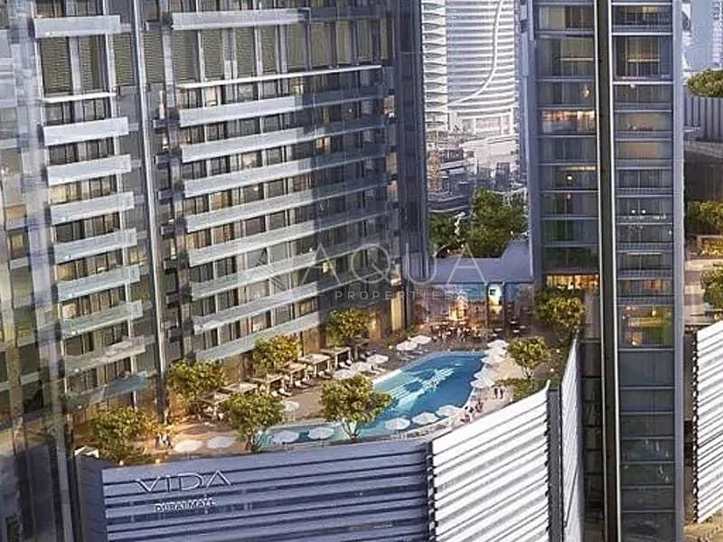 10 Superb Unit | Apartment in Vida Dubai Mall