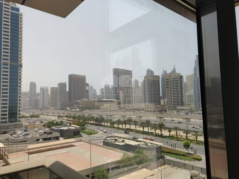 2 Exclusive Furnished 2 Bed plus Maids with SZR View