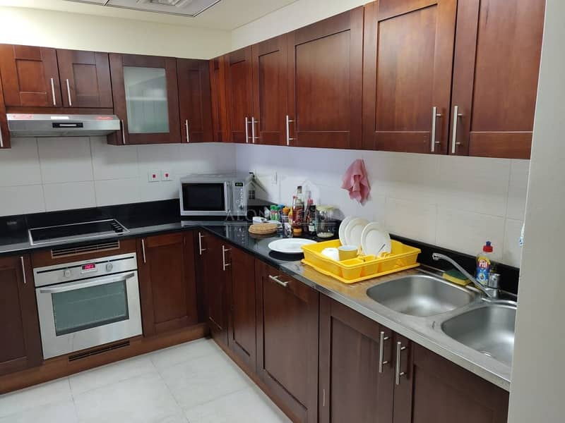 14 Exclusive Furnished 2 Bed plus Maids with SZR View