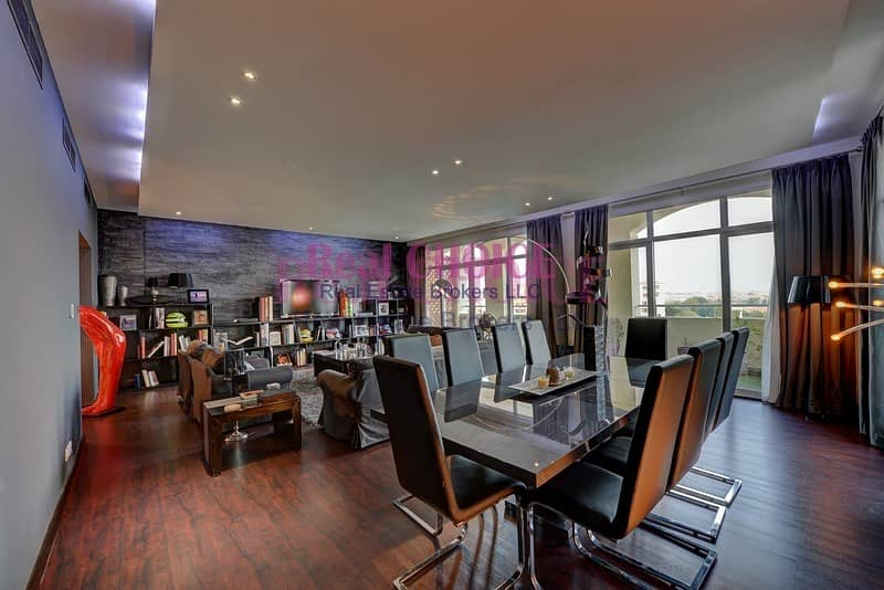 Upgraded Duplex Penthouse 3BR| Amazing View