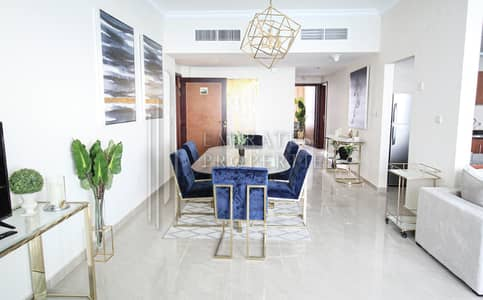 شقة 2 غرفة نوم للبيع في كورنيش عجمان، عجمان - شقة في مساكن كورنيش عجمان كورنيش عجمان 2 غرف 961000 درهم - 4491986
