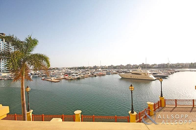 10 Large Terrace | Marina Views | Double Garage