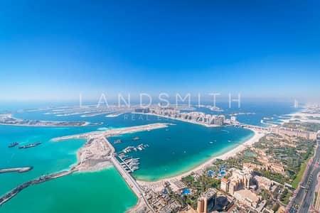 4 Bedroom Penthouse for Sale in Dubai Marina, Dubai - Fantastic Views Huge 4BR Penthouse plus Maids room