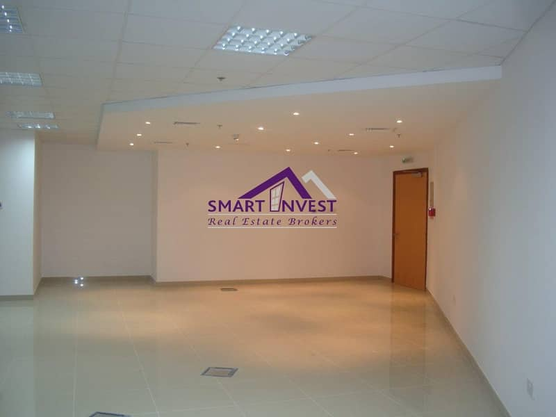 2 Spacious Office Space for Sale in Smart Heights (Tecom) for AED 740k/-