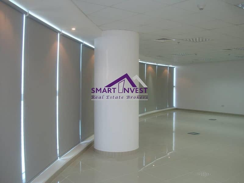 5 Spacious Office Space for Sale in Smart Heights (Tecom) for AED 740k/-