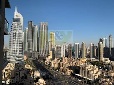 1 Bedroom Flat for Rent in Downtown Dubai, Dubai - Vacant - The Residences T7 1 BR Apt for Rent