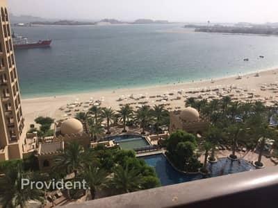 شقة 2 غرفة نوم للبيع في نخلة جميرا، دبي - Classy Type E 2BR +M with Stunning Sea View