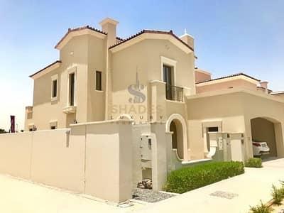 فیلا 5 غرف نوم للبيع في المرابع العربية 2، دبي - Spanish coastal design | Brand new 5BR villa | No commission