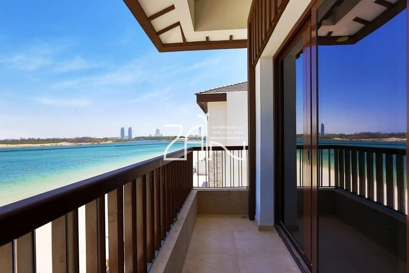 Well Maintained Beachfront 5 BR Villa with Garden