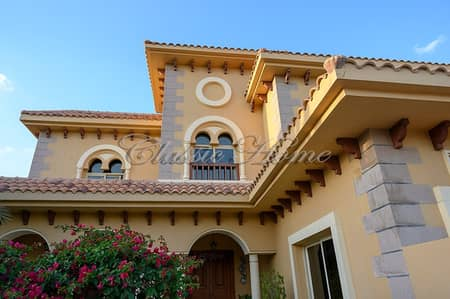 3 Bedroom Villa for Sale in Dubailand, Dubai - This house is waiting for you! 3B/R Semi-Detached Andalusian Style