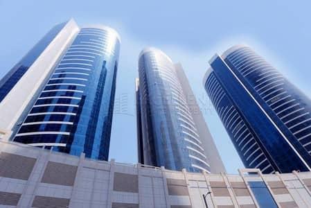 Studio for Rent in Al Reem Island, Abu Dhabi - Monthly Basis  Stunning Studio  Parking  Sea View
