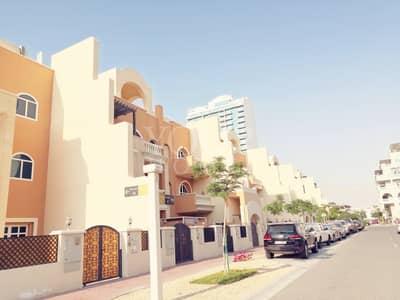 تاون هاوس 4 غرف نوم للبيع في قرية جميرا الدائرية، دبي - Lowest price   Vacant 4 BR + Maid TH in JVC