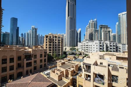 3 Bedroom Flat for Sale in Old Town, Dubai - Kamoon | 3 Bedroom And Maids | Blvd View