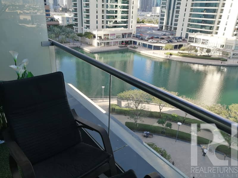 2 Well Maintained Full Lake View Studio for Rent